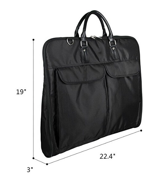 travel garment suit bag