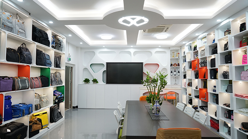 Sample show room