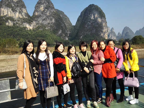 Guilin traveling